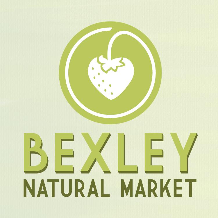Bexley Natural Market Identity