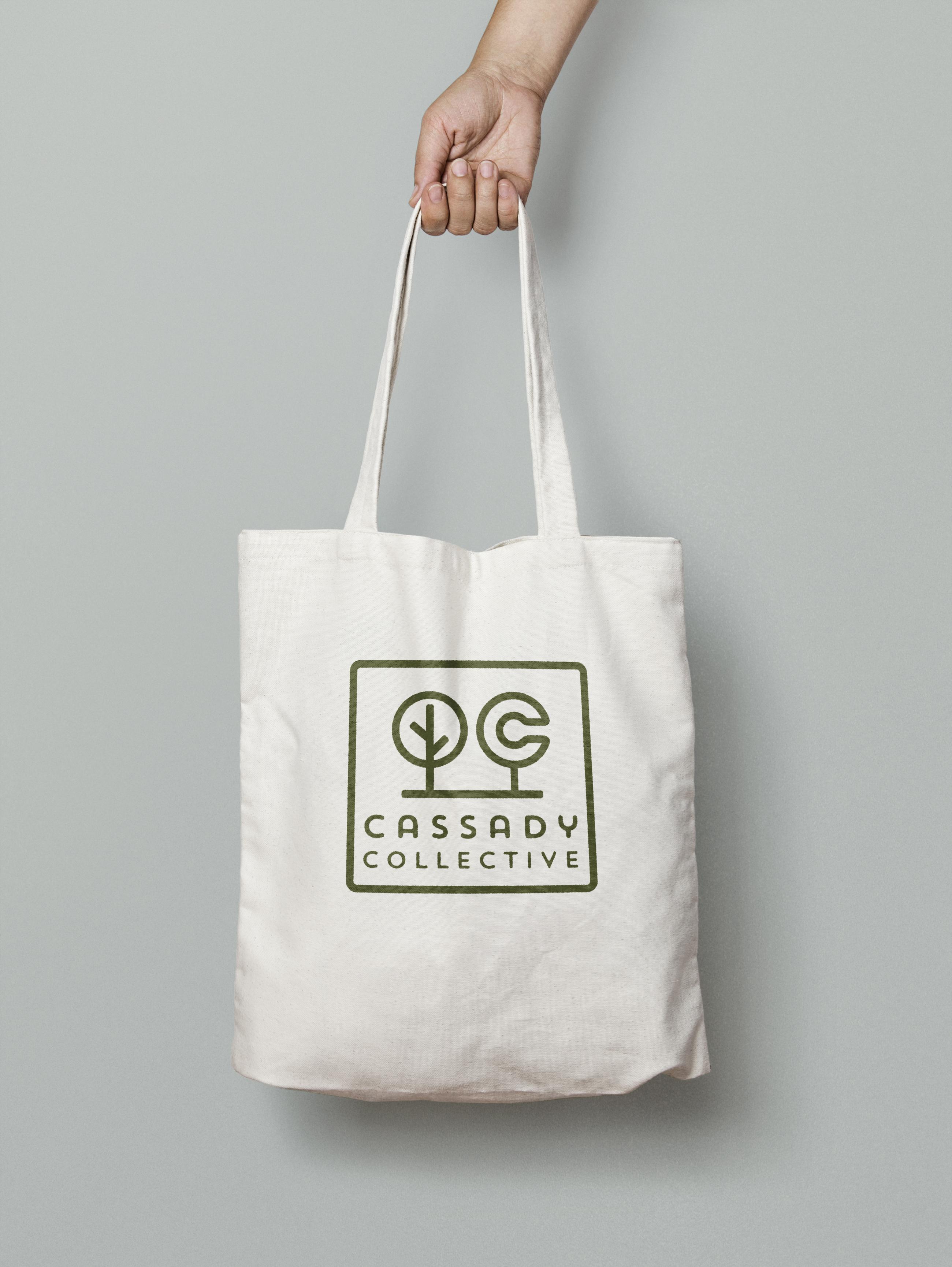1Canvas Tote Bag MockUp