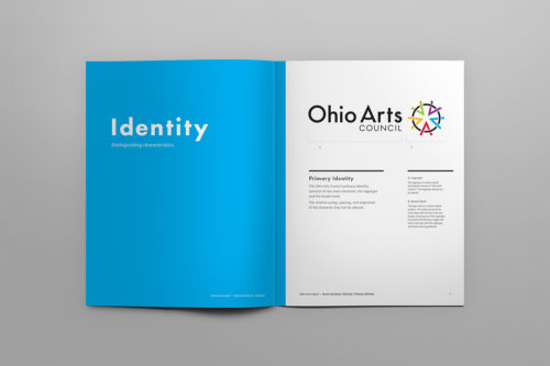 Ohio Arts Council Brand